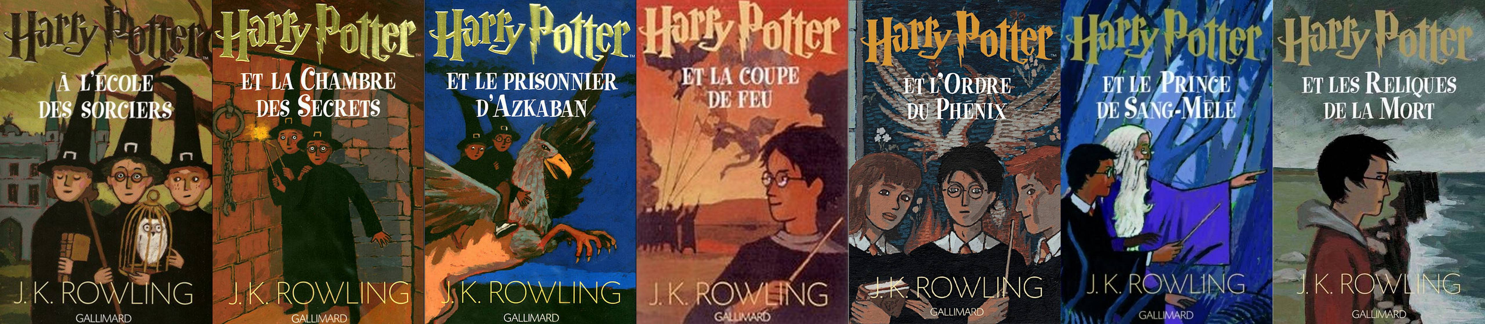 Harry Potter de J. K. Rowling