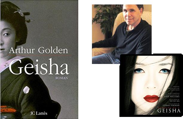 Geisha d'Arthur Golden