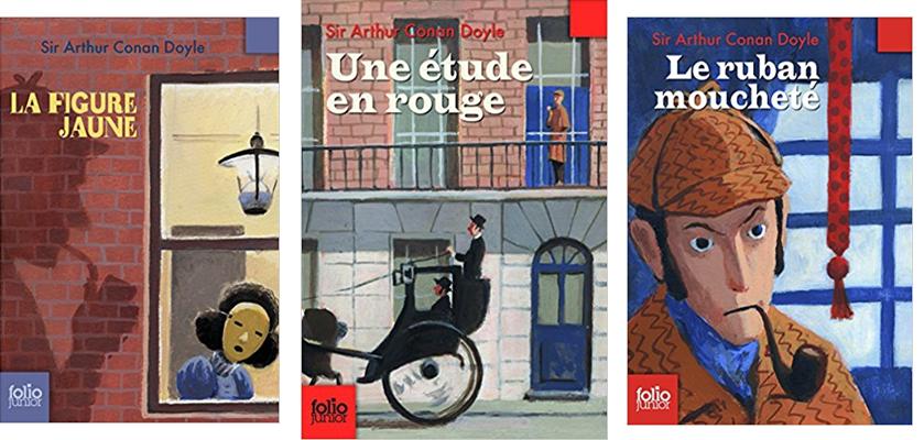 Les aventures de Sherlock Holmes, de Arthur Conan Doyle