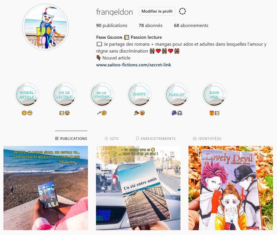Instagram @FranGeldon